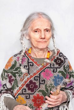 Enchanting Photos Capture The Modern-Day Witches And Healers Of Poland - Women of Power on Huffington Post