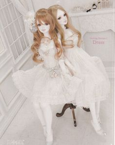 1/3 SD Unoa Zero BJD Doll Romantic Elegant Petit by DollyAndPaws, $4.50