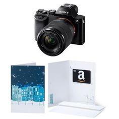 Sony a7 Full-Frame Mirrorless Digital Camera with 28-70mm Lens with $50 Giftcard