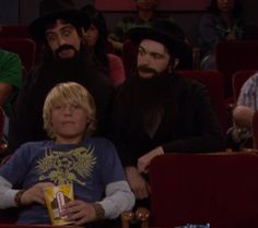 "Drake and Josh!! i saw this episode yesterday....almost died. ""pip pip da doodly do!"" :)"