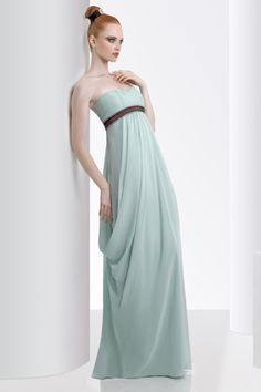 BARI JAY - 909 - GRECIAN SIDE DRAPE, NET TRIM - Alyssa's For Glitter Designs