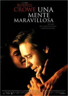 Una mente maravillosa (2001) EEUU. Dir: Ron Howard. Drama. Biográfico. Ensino. Enfermidade. Guerra fría - DVD CINE 1171