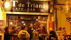 T de Triana sevilla seville stripped back travel flamenco dancers bar cafe