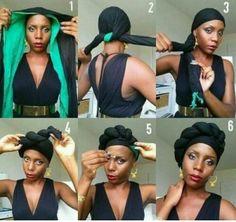 Cute headwraps