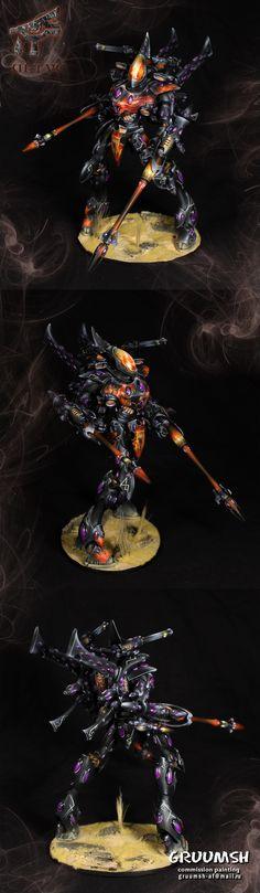 Wraithknight 2