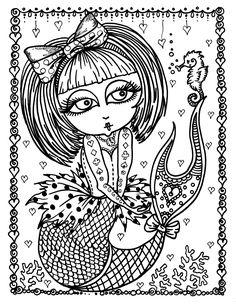 Deborah Muller Art / ChubbyMermaid