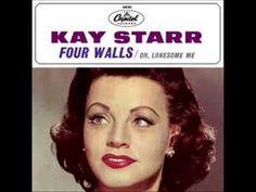 KAY STARR   FOUR WALLS