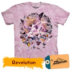 Revelation t shirt - : Cottingley Fairy Store, Cottingley Fairies, Fairy Figurines, Fairy Gifts, Fairy Fairies Cool Tees, Cool T Shirts, Tee Shirts, Cross Shirts, Fairy Gifts, T Shirt Image, Leather Armor, Medieval Clothing, Celtic Designs