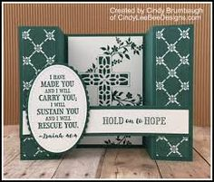 Image result for hold onto hope stampin up