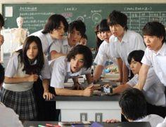 "Tao Tsuchiya x Kento Yamazaki x Yudai Chiba, J drama ""Kuro no onna kyoushi"", 2012  [Eng. sub] http://www.gooddrama.net/japanese-drama/kuro-no-onna-kyoushi-episode-1、"