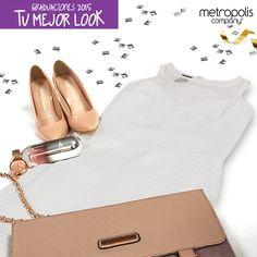 En Suburbia tenemos el look ideal para ser el alma de la fiesta. ¡Este vestido de Metropolis es ideal para tu #graduación!