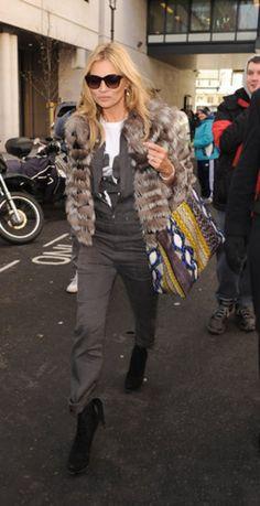 Kate Moss - The Best Model-Off-Duty Looks