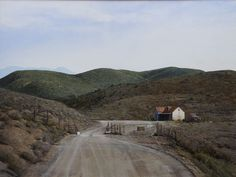 """peter Bonney South African Karroo Landscape artist image title """"In The Swartberg"""" Landscape Paintings, Landscapes, Virtual Art, Image Title, Art Gallery, Country Roads, African, Artists, Inspiration"""