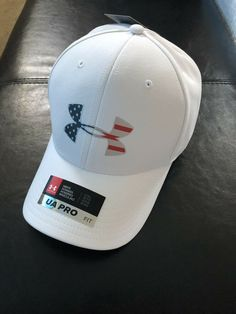 3d03ba8a5022d3 Under Armour Fitted Hat l/xl