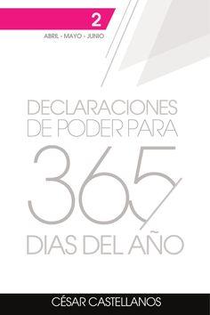 Declaraciones de poder para 365 dias del año Tomo 2  declaraciones de poder