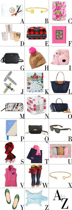 A to Z Gifts