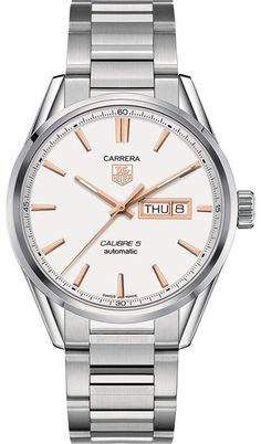 WAR201D.BA0723, WAR201DBA0723, Tag Heuer carrera calibre 5 watch, mens