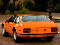 Lamborghini Jarama GTS (rear)