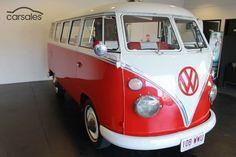 1966 Volkswagen Kombi Transporter Microbus Type 2 Manual-$94,990*