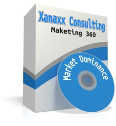 Xanaxx Consulting - Marketing 360. Learn more @xanaxx.com