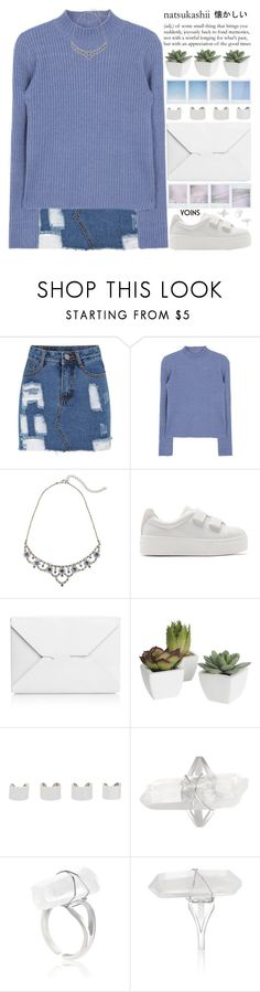 """where are you guys from? ♡♡"" by alienbabs ❤ liked on Polyvore featuring Kenzo, J.W. Anderson, Pier 1 Imports, Maison Margiela, Christmas, goodvibes, fallwinter2015 and yoins"