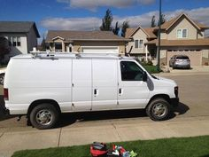 #3146723016 Oncedriven 2012 Ford E250 Econoline - Campbell River, BC