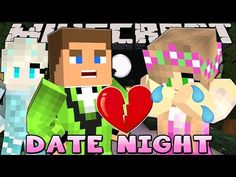 Minecraft - Little Kelly Date Night : LITTLE DONNY AND I HAVE A FIGHT! - YouTube