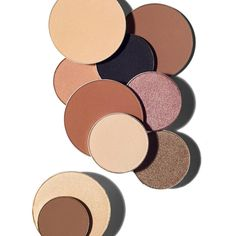 Color inspo for the week ahead: So many possible combinations with the nude neutral and highlight shades from our #SHAPEMATTERS Palette. by smashboxcosmetics