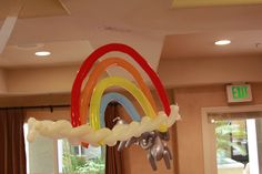 my favorite!  took 2 hours to make, then we discovered a balloon pump - then it took 10 minutes!