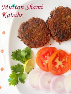 Mutton Shami Kabab...step by step.