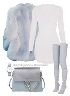 Love this look fashion coat boots handbag and sweater dress Teen Fashion Outfits, Swag Outfits, Classy Outfits, Look Fashion, Stylish Outfits, Winter Outfits, Winter Fashion, Womens Fashion, Fashion Trends
