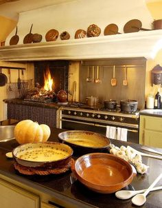 The Provence kitchen