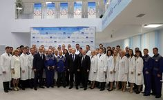 Vladimir Putin congratulated the workers of the Izhevsk Electromechanical Plant Kupol on its 60th anniversary.