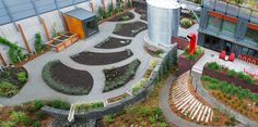 Seattle-area environmental consulting, environmental planning, and landscape architecture firm. Landscape Elements, Green Landscape, Landscape Architecture, Seattle Area, Landscaping Company, Signage Design, Sustainable Development, Sustainability, Sidewalk