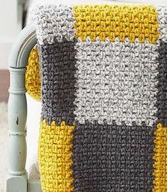Crochet For Children: Patchwork Blanket (Free Pattern)