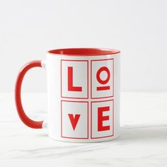 Mug Love Around
