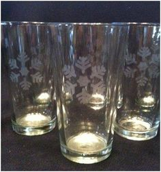 DIY Etched : DIY Etched Glass