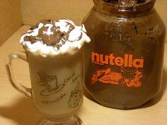 Nutella Coffee Milkshake