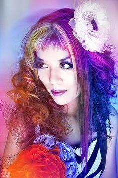 La Carmina in Leveled Magazine! See the photos:   http://www.lacarmina.com/blog/2013/01/gothic-model-alternative-magazine-atelier-pierrot-lolita-girl-sailor-dress-angelica-brigade-gold-necklace-hair-flowers/    goth model, alternative Modeling, cover Leveled Magazine, gothic lolita magazine, lolita models, Atelier Pierrot dress, Lolita Girl clothing, sailor dress, Angelica Brigade necklace, hair flower clips, goth rainbow makeup, rainbow hair, pink hair color, fashion blogger magazine