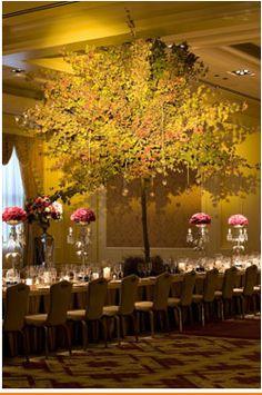 Large Tree Decor Event