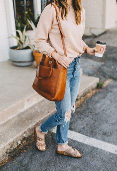 Feelin' Peachy - LivvyLand|Austin Fashion and Style Blogger