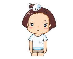 TukTik Big Summer Emoji Images, Family Stickers, Cute Love Gif, Noam Chomsky, Cartoon Gifs, Line Sticker, Girl Gifs, Ely, Custom Stickers
