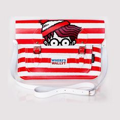 Wheres Wally teams up with Zatchels to celebrate 25th anniversary