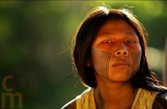 sustainable-sam:        findout:            From her series River People of the Amazon.  The Kayapo people are the native people of the plain lands of the Mato Grosso and Pará in Brazil, south of the Amazon Basin and along Rio Xingu and its tributaries. Their population was just over 7000 in the latest census.             Do read on her blog the Farewell to a Wild River where she explains how all these people will be relocated because of a dam that is being constructed. +            Cristina…