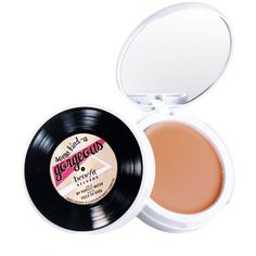 Benefit Cosmetics Sheer Dark Tan Some Kind-A-Gorgeous Powder (£23) ❤ liked on Polyvore featuring beauty products, makeup, face makeup, face powder and sheer dark tan