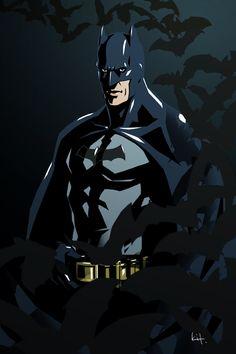 The Dark Knight by kit-kit-kit