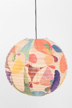 Handmade Paper Lantern #urbanoutfitters