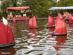 "Maquette flottante ""Sinago"" du Golfe du Morbihan"