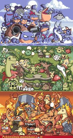 The Primary Colors - Funny Pokemon - Funny Pokemon meme - - The Primary Colors The post The Primary Colors appeared first on Gag Dad. Fotos Do Pokemon, Pokemon Pins, Pokemon Fan Art, My Pokemon, Pokemon Fusion, Pokemon Vs Digimon, Pokemon Cards, Pokemon Legal, Pokemon Funny