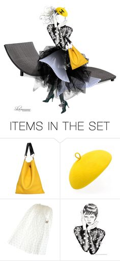 """Lady # @drn57"" by sharonnnnnn ❤ liked on Polyvore featuring art"